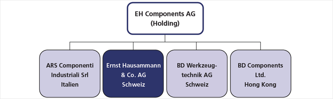 The HAUSAMMANN Group: International and in touch